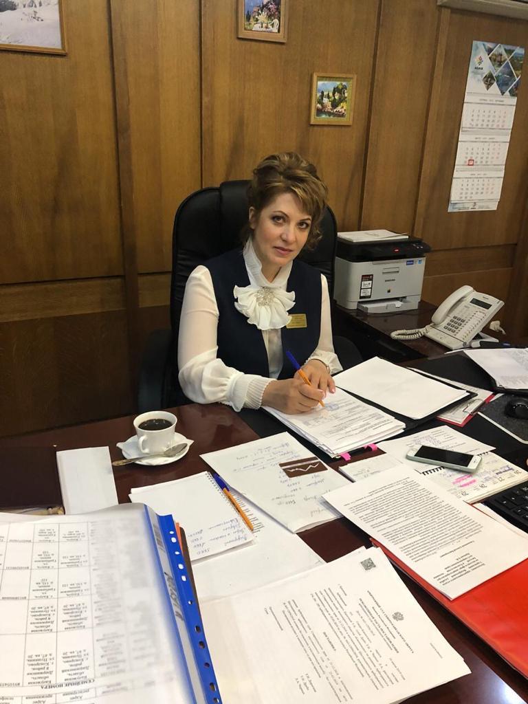 Людмила Ильинична